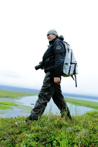 Exploring the Kamchatka coast